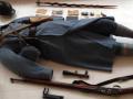 Ausrüstung eines Poilus (französischer Soldat)