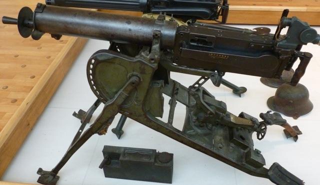 Deutsches Maschinengewehr Maxim 08