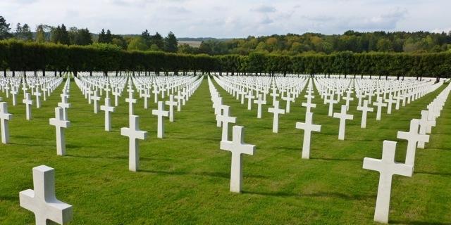 Amerikanischer Friedhof von Meuse-Argonne