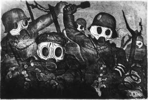 Otto Dix Sturmtruppe