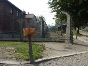 Polen 2015 CB Auschwitz